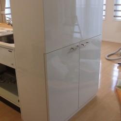 ≪造作≫TVボード、キッチン収納、クローゼット2
