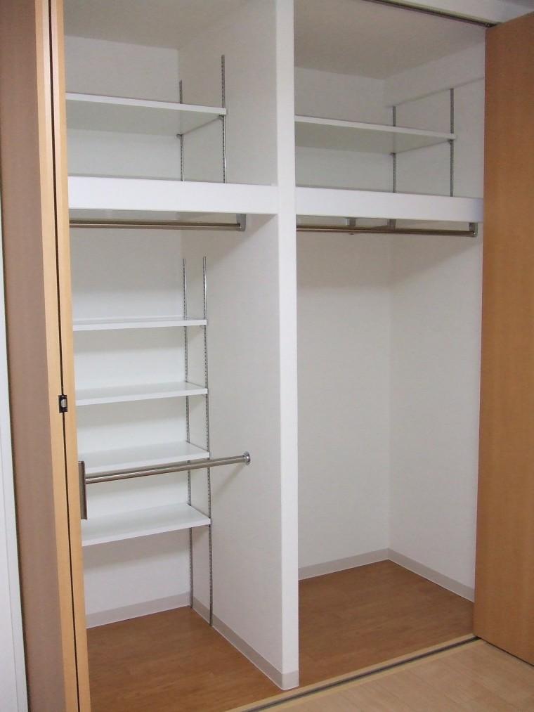 ≪造作≫TVボード、キッチン収納、クローゼット5