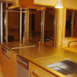 オーダーキッチン、造作キッチン収納1