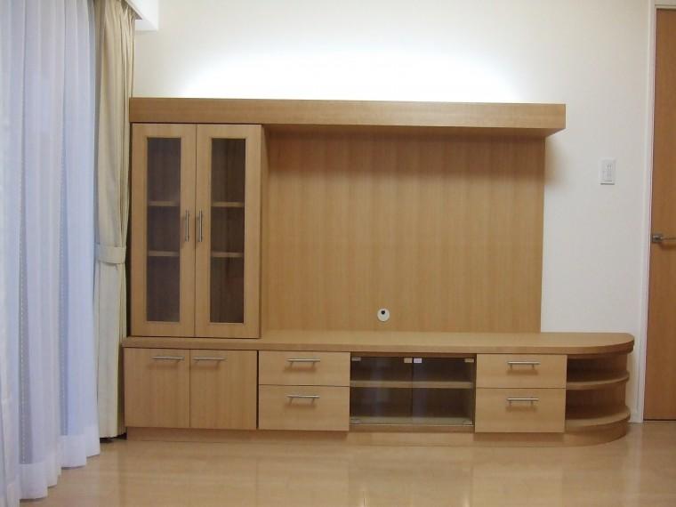 ≪造作≫TVボード、キッチン収納、クローゼット0