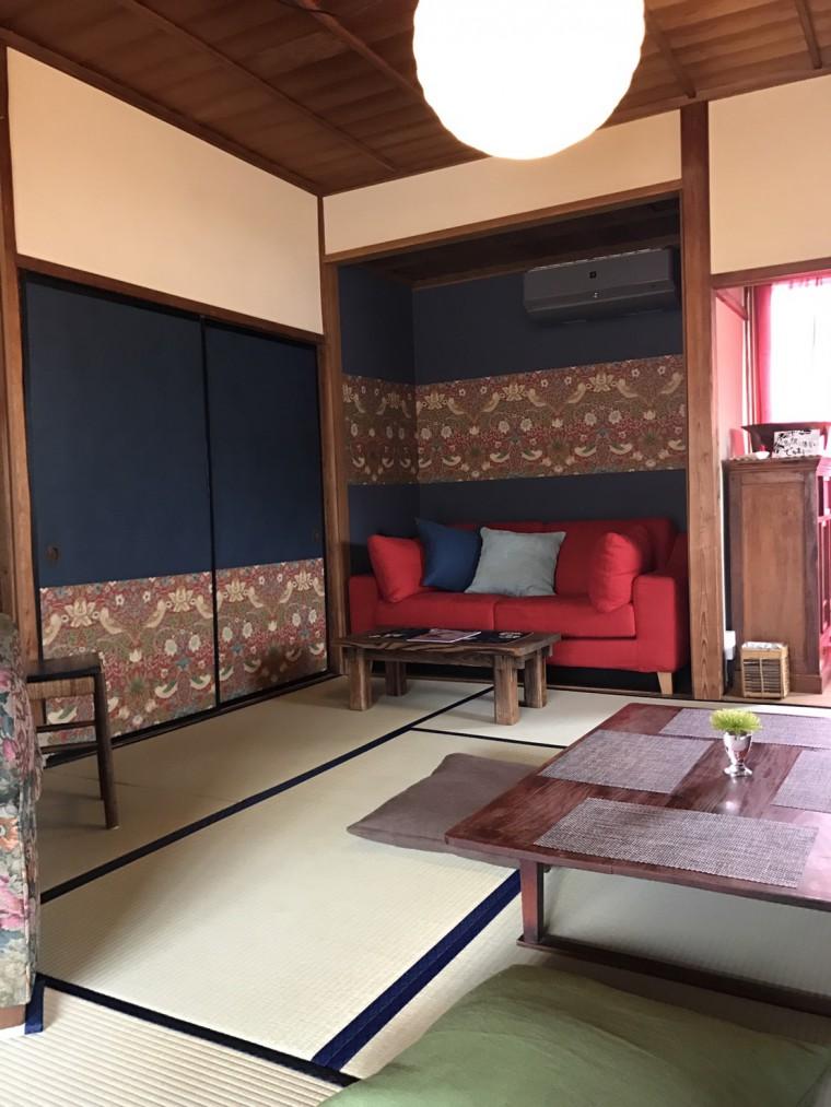 松江市H様邸古民家リフォーム9