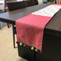 テーブルランナー製作1