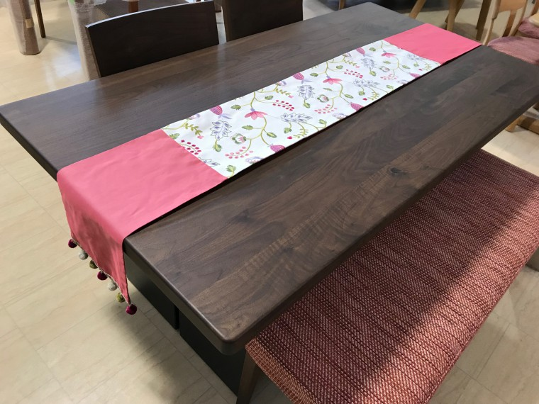 テーブルランナー製作【NEW】0