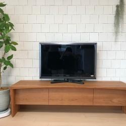TVボードシラカワACUTE納品【NEW】0