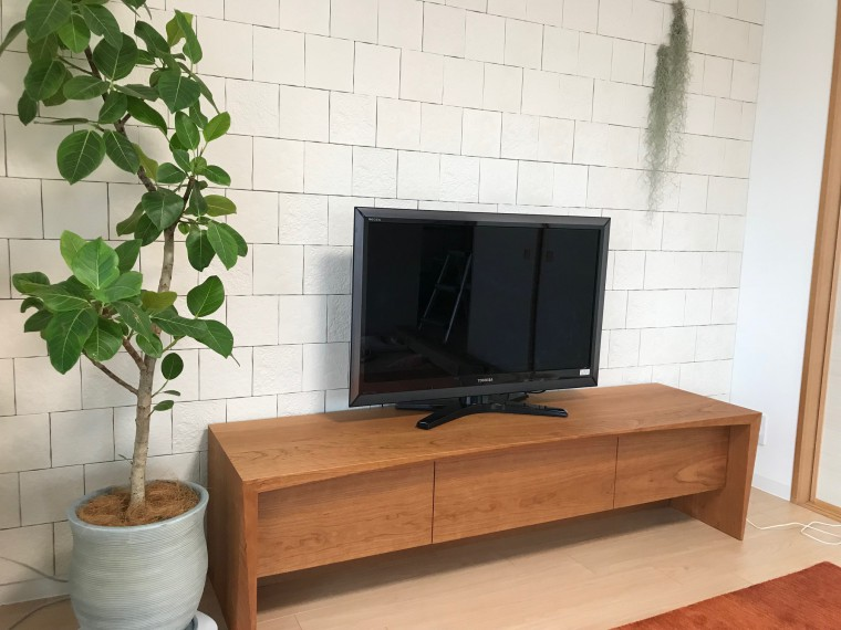 TVボードシラカワACUTE納品1