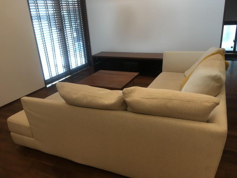 ソファ・リビングテーブル・ダイニング・ベッド納品0