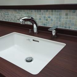 ≪造作≫キッチン収納、洗面化粧台、トイレ手洗7