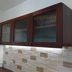 ≪造作≫キッチン収納、洗面化粧台、トイレ手洗3