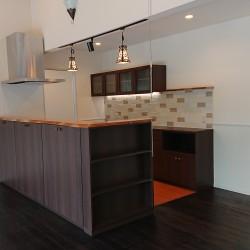≪造作≫キッチン収納、洗面化粧台、トイレ手洗0