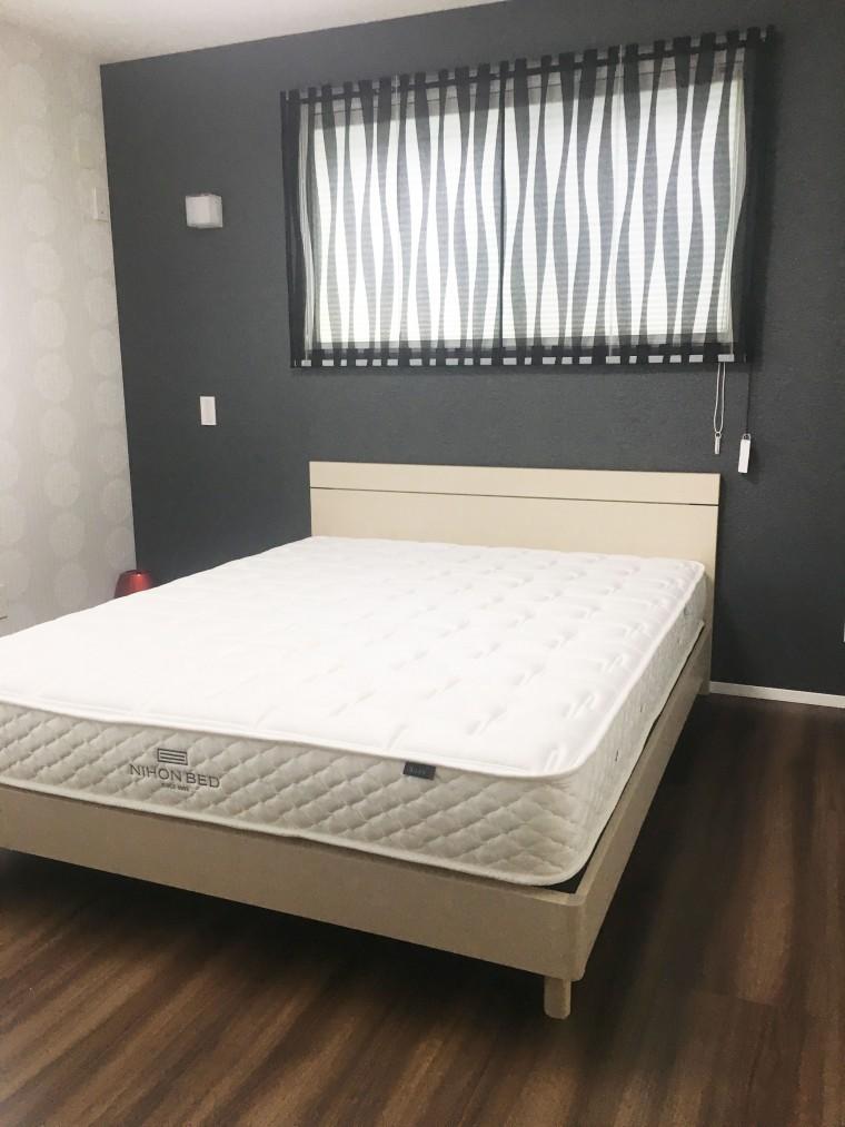 ベッド納品0