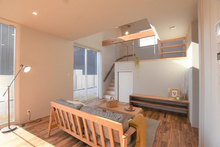 建売モデルハウス1