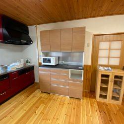 【NEW】食器棚納品0