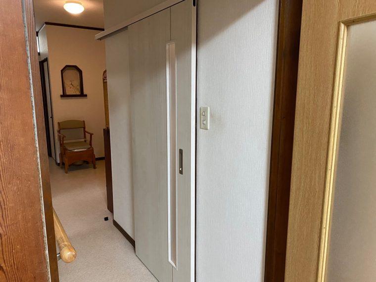 【NEW】片開き扉から引戸へ0